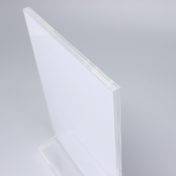 Acrylic Price Display Stands