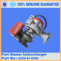PC78US-6 TURBOCHARGER 6205-81-8250