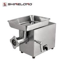 2017 Vente Chaude Shine Long électrique industrielle utilisé hachoirs à viande vente