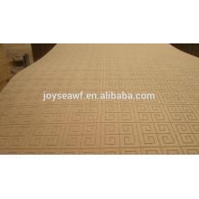 Высококачественная 2.5-6.0мм древесноволокнистая плита 4 * 8feet
