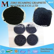 Polvo de grafito con alto contenido de carbono