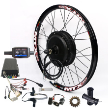 CE Approved electric bicycle kit 72v3000w electric bike conversion kit with MQCON sine wave controller