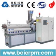 Tsk Plastic Masterbatch Parallel Twin Screw Pelletizing/Compounding/Recycling/Granulating Extruder/Extrusion Machine
