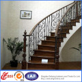 Vintage High Quality Wrought Iron Railing