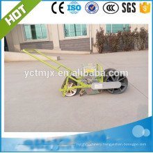 Manual Hand Push Grass/Vegetable Seeder/Vegetable seeds planting machine with factory price
