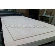 Tablero de la madera contrachapada de los muebles de la alta calidad
