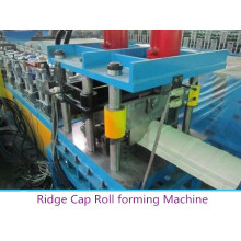 Aluminium Ridge Rolling Machine