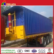 Zwei / Drei Achsen Container Lift Trailer