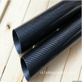 3K Carbon Fibre Tube of Coloured CarbonFiber Tube