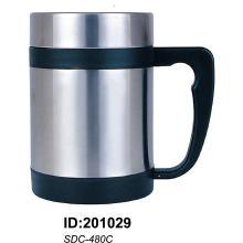 Sdc-480 18/8 Caneca Dupla De Aço Inoxidável Sdc-480