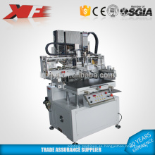 Máquina de impresión de pantalla de vacío vertical plana en venta