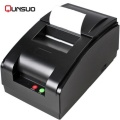 Office mobile dot matrix pos printer 76mm Bluetooth