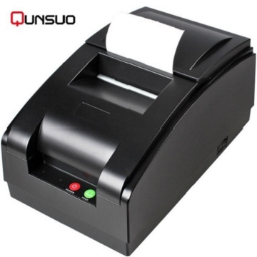 Office Mobile Punktmatrix Pos Drucker 76mm Bluetooth