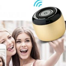 Promoção de mini alto-falante portátil sem fio Bluetooth