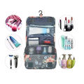 Benutzerdefinierte Logo Bling Fall Make-up Bag Trolley