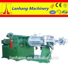 2015 low price automatic double head Plastic strainer machine