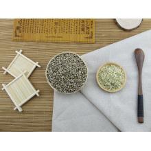 Semente de cânhamo natural para alimentação