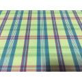 Tissu à carreaux en coton / nylon / envergure (n ° 127/613/636/803/885/887)