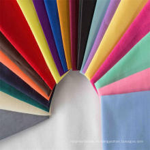 Tela de Tc / Polyester / Cotton para / Pocketed / Shirt Fabric