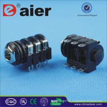 Daier 6.35mm Audio Jack Connector