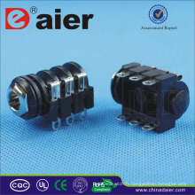 Daier 6.35mm Audio Jack Connector
