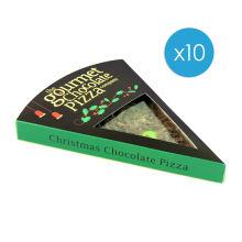 Пользовательские гофрированная бумага Пицца Коробка Оптовая продажа с конкурентоспособной ценой