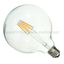 G125 Clear 220V 5W LED Filament Bulb