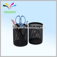 Хорошее качество черный металл сетка офисные аксессуара держатель ручки/ручка контейнер