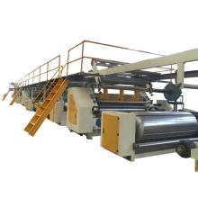Automatic corrugated cardboard making line/corrugated machine / carton box manufacturing plant