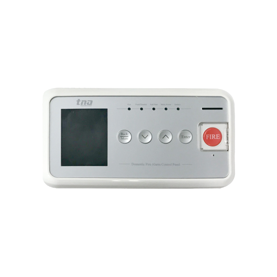 Wireless Mini Fire Alarm Control Panel