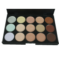 Concealer Palette 15 Farbiges Gesichtspflege-Make-up Concealer