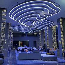 Modern Chandeliers For Hotel Decorative Lighting Hanging Lamp Led Ceiling Light