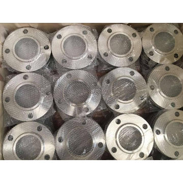 150 # 304 SS ANSI RF THREADED FLANGE