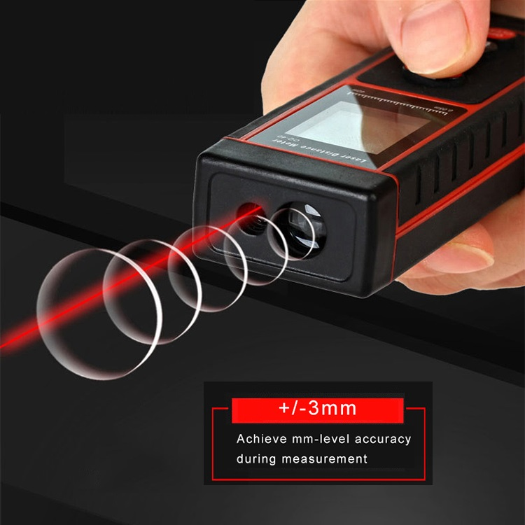 50m Indoor Laser Distance Measurers