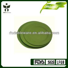 Conjuntos de placas de fibra de bambu biodegradáveis