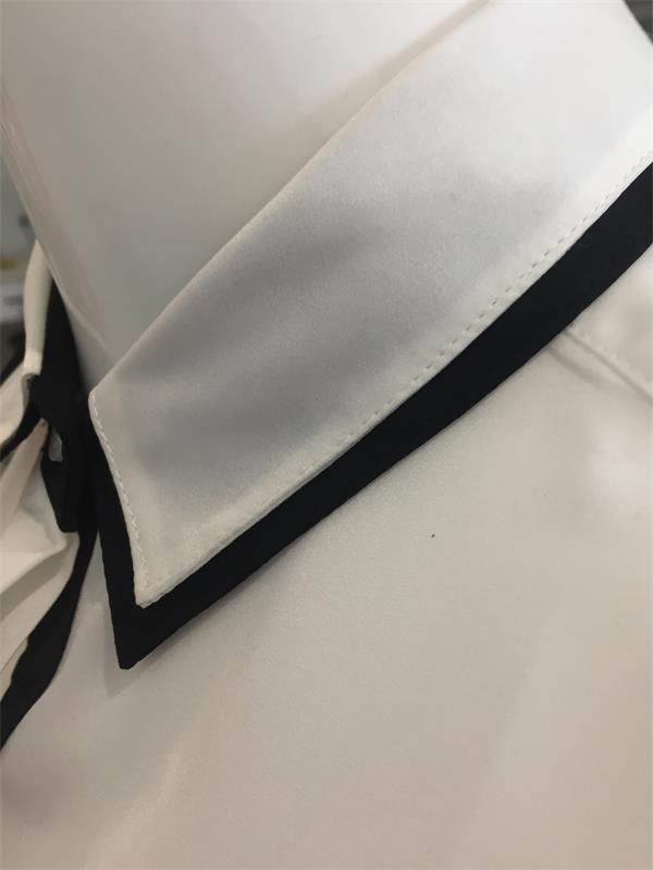 Quick Dry White Normal Shirt