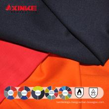 98% cotton 2% Anti-static fire retardant fabric