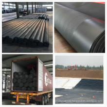 High Quality 1.5mm HDPE Textured Geomembrane with Best Price