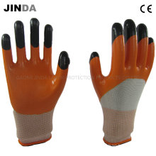 Nitrile Coated Labor Protective Industrial Work Gloves (NH301)