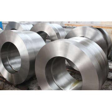 Anneaux de fabrication de structure en acier