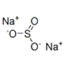 Sulfito de sodio CAS 7757-83-7