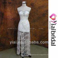 RSW242 Side Split Wedding Dress
