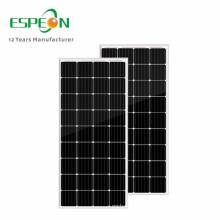 Espeon Home Supplies 18V 80W kleine schmale LED-Lampe Solar Panel