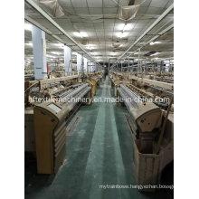 Tsudakoma Zax 9100- 340cm Year 2007-2008 with Fim Textile Cam Speed 700-800 Rpm Weaving Textile Machinery