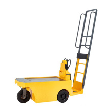 Xilin 2200kg 4840lbs warehouse equipment electric stock tow tractor