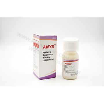 Nystatin Oral Suspension 100, 000IU/ml