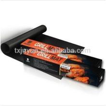PTFE Non-stick forro de forno de churrasco, 40 * 50cm, adequado para todos os tipos de grelhadores para churrasco