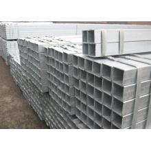 Tuyau carré en acier au carbone galvanisé à chaud supérieur