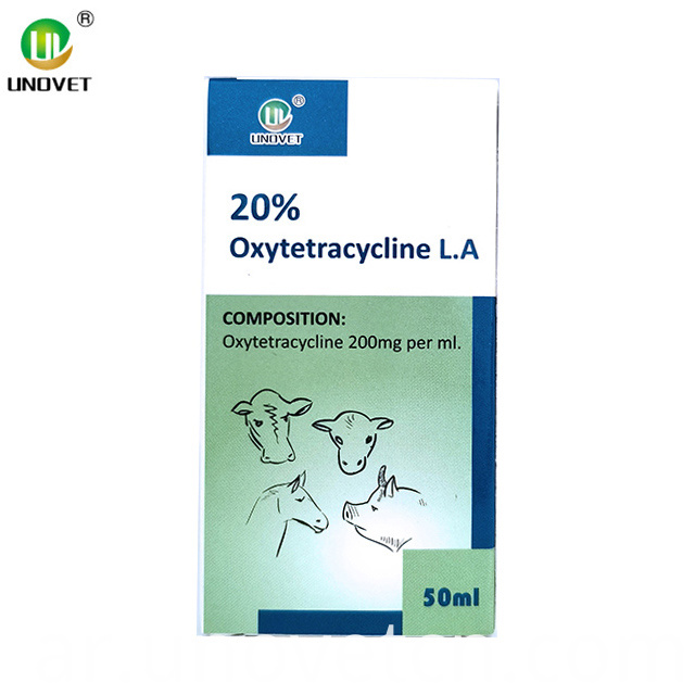 20% Oxytetracycline L A Injection