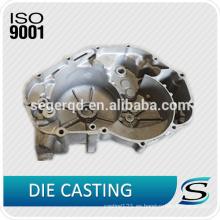 La cubierta de aluminio del motor de las piezas de la fundición a presión ISO9001